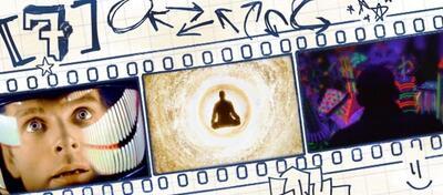 Mein glorreichen Sieben - 7 Filme, die Maltes Chakren zum Leuchten bringen.