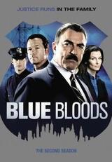 Blue Bloods - Crime Scene New York - Staffel 2 - Poster