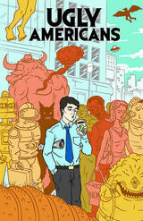 Ugly Americans - Poster