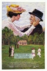 Ein Sonntag auf dem Lande - Poster