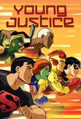 Young Justice - Poster