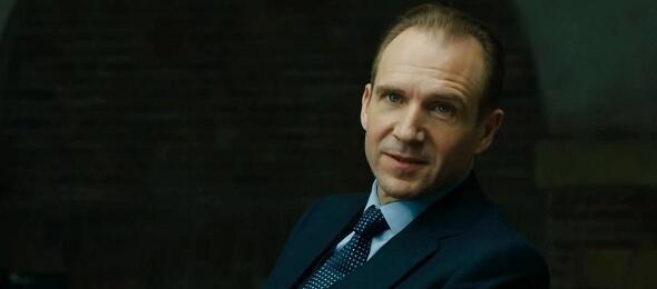 Ralph Fiennes in Skyfall