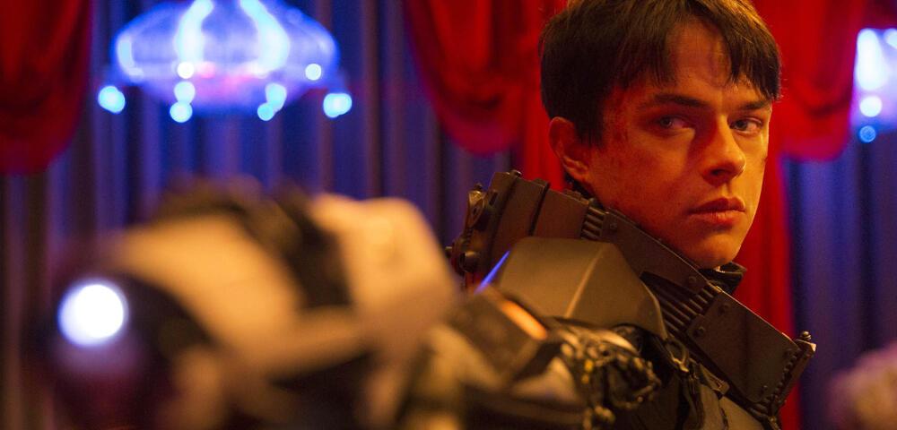 Valerian - Trailer mit Dane DeHaan & Cara Delevingne zeigt Sci-Fi-Augenschmaus