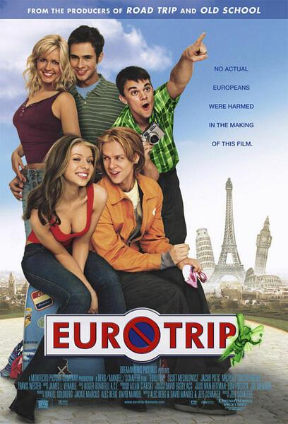 Eurotrip mit Michelle Trachtenberg, Jessica Boehrs, Jacob Pitts, Scott Mechlowicz und Travis Wester