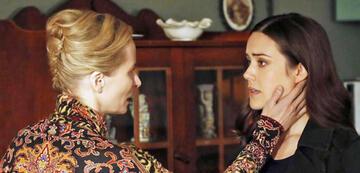 The Blacklist: Katarina Rostova und Liz in Staffel 7