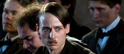 Tom Schilling in Mein Kampf