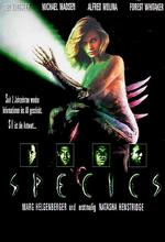 Species Poster