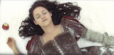 Kristen Stewart inSnow White and the Huntsman
