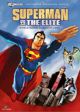 Superman vs. The Elite - Poster
