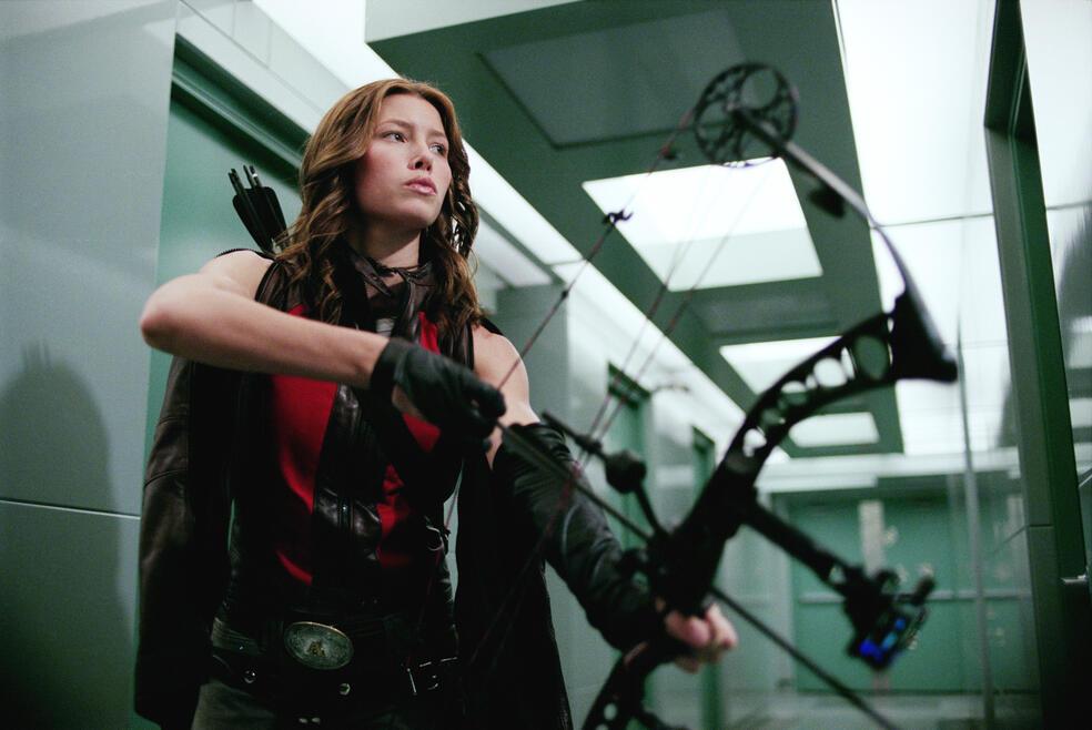 Blade: Trinity mit Jessica Biel
