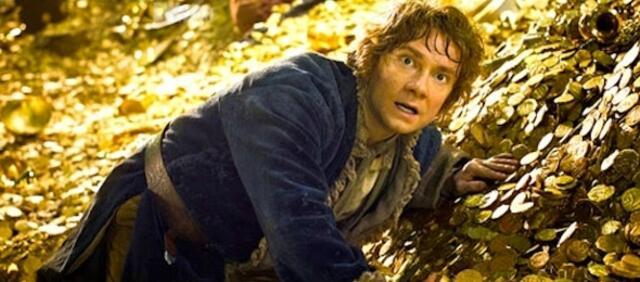 Allererstes Bild aus The Hobbit - The Desolation of Smaug