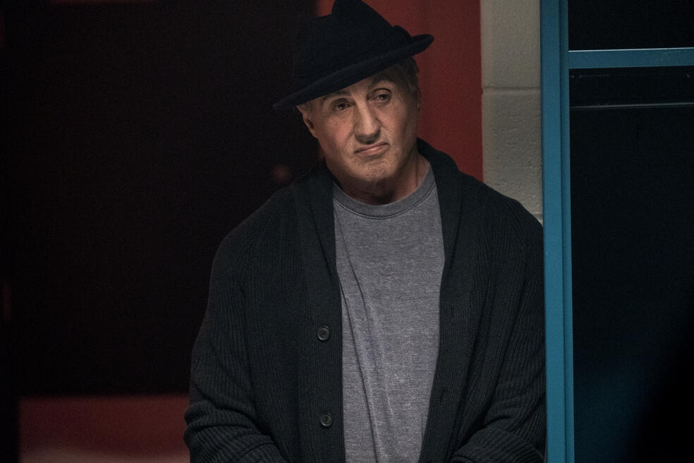 Creed II mit Sylvester Stallone