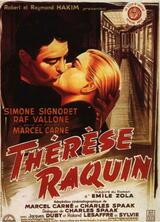 Thérèse Raquin – Du sollst nicht ehebrechen - Poster