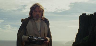 Mark Hamill in Star Wars 8