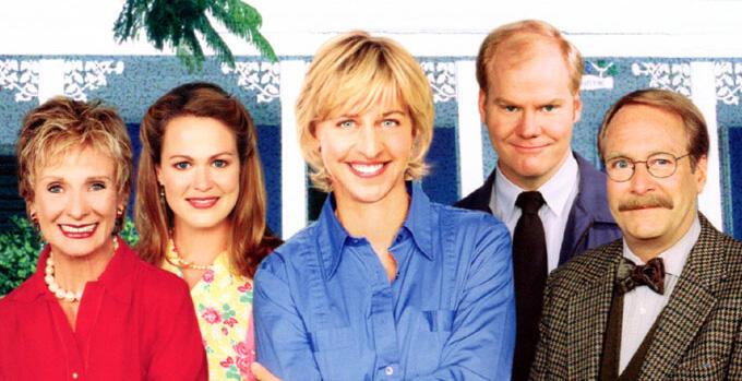 The Ellen Show, The Ellen Show - Staffel 1 mit Ellen DeGeneres, Cloris Leachman, Jim Gaffigan, Martin Mull und Emily Rutherfurd