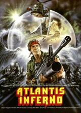 Atlantis Inferno - Poster