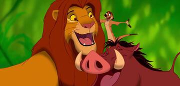 Der König der Löwen: Simba, Timon & Pumba
