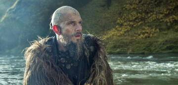Vikings: Floki in Island