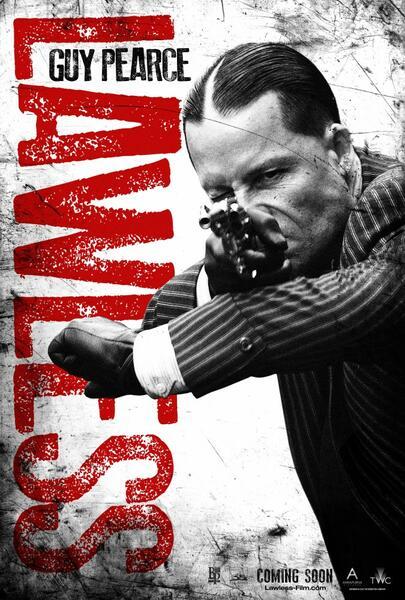 Lawless - Die Gesetzlosen mit Guy Pearce