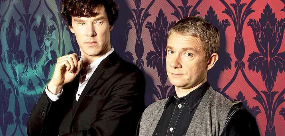 Sherlock-Fortsetzung: Martin Freeman spricht über Staffel 5