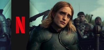 Bild zu:  Robert Pattinson in The King