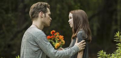 Klaus und Hope Mikaelson in The Originals