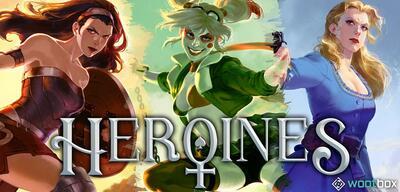 Wootbox Heroines