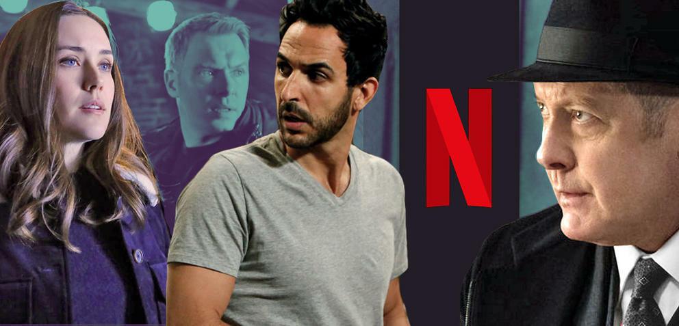 The Blacklist bei Netflix