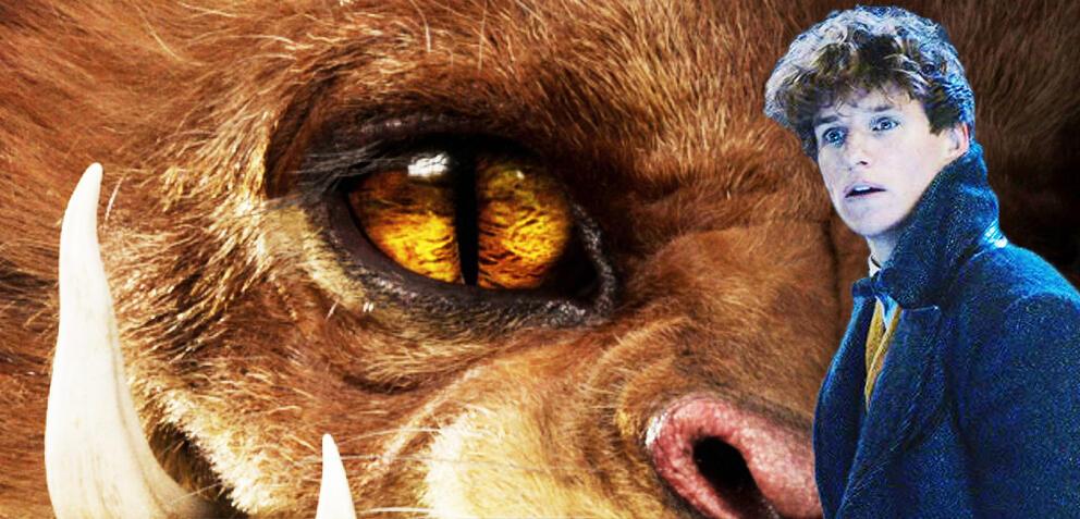 Phantastische Tierwesen 2: das neue Monster Zouwu