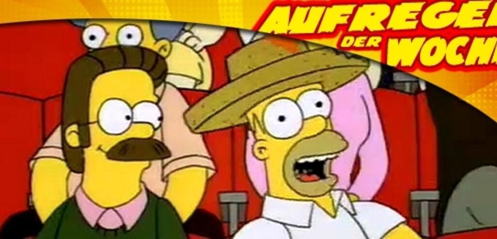 Homer liebt Neddie