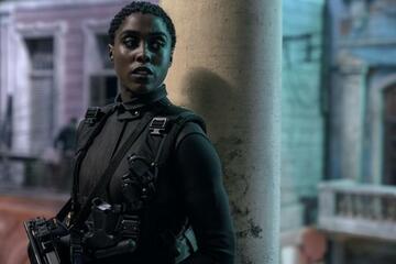 Lashana Lynch in James Bond 007 - Keine Zeit zu sterben