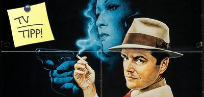 Filmposter zu Chinatown von Richard Amsel