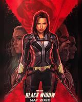 Black Widow - Poster