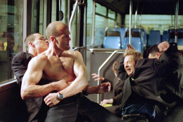 The Transporter mit Jason Statham