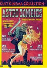 Astro-Zombies, Roboter des Grauens