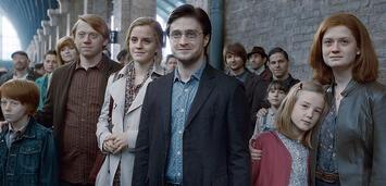 Bild zu:  Harry Potter und die Heiligtümer des Todes 2