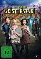 R.L. Stine's Geisterstadt: Kabinett des Schreckens - Poster