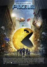 Pixels - Poster