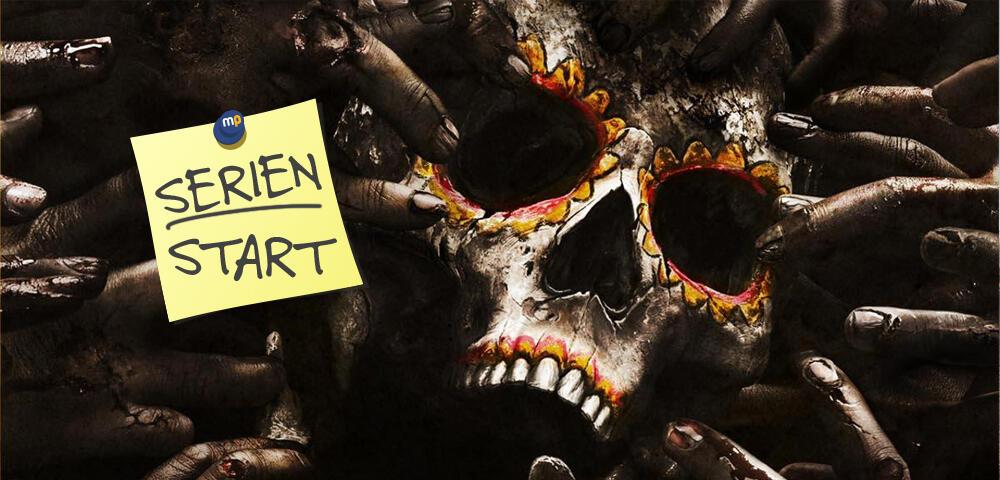 The Walking Dead Staffel 8 Amazon Prime