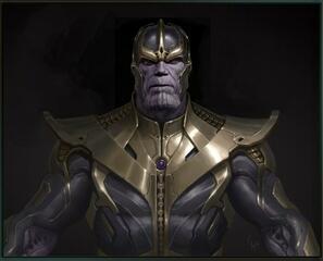 Thanos Darsteller
