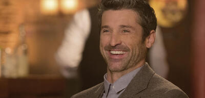 Patrick Dempsey in Bridget Jones' Baby