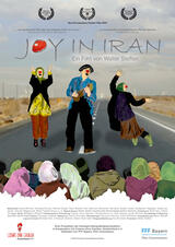 Joy in Iran - Poster