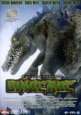 Dinocroc - Poster