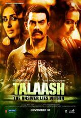 Talaash - Poster