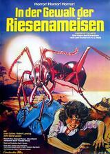In der Gewalt der Riesenameisen - Poster