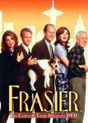 Frasier - Staffel 3