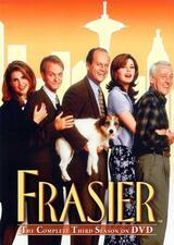 Frasier - Staffel 3 - Poster