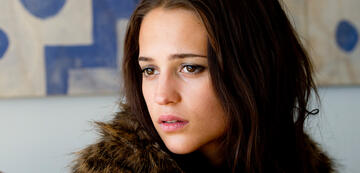 Alicia Vikander in Son of a Gun
