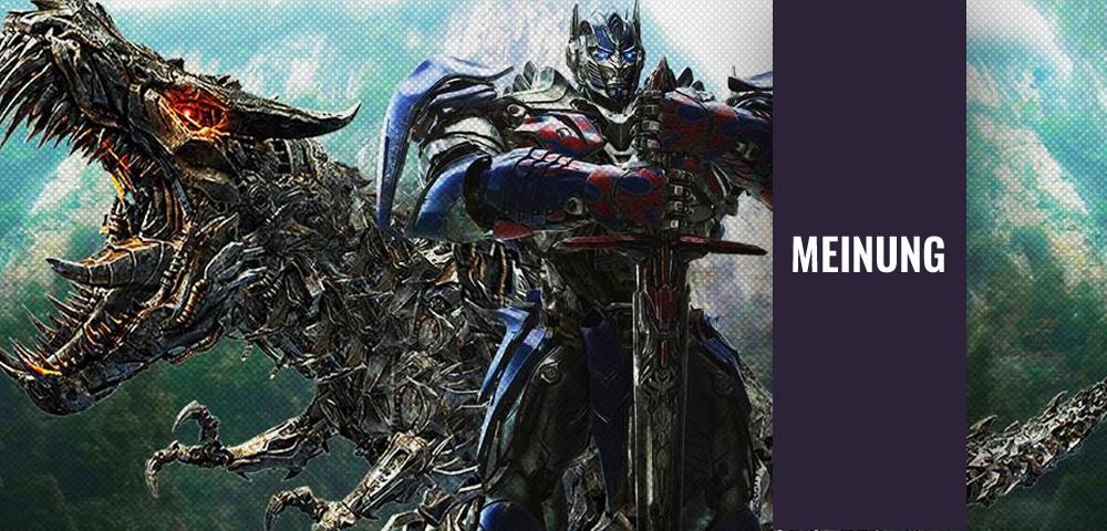 Transformers 4 - Der Untergang der Reihe wäre ein großer Verlust für das Kino