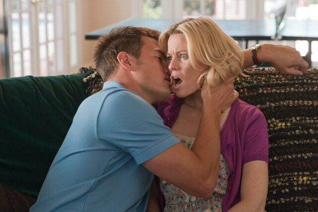 Movie 43 mit Elizabeth Banks und Josh Duhamel